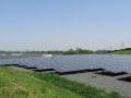 太陽光発電、5年間の出力変動