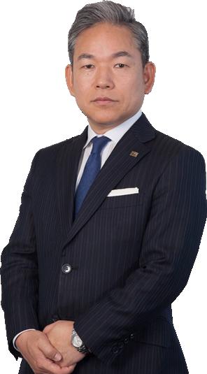 松本秀守 代表取締役