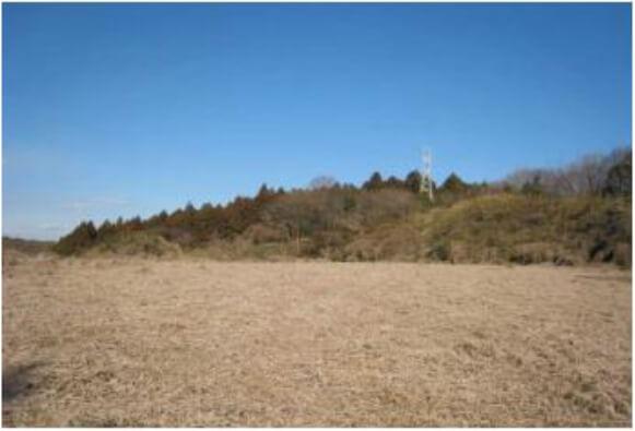 栃木県那須烏山 1.2M メガソーラー 現地写真