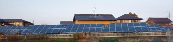 NEXT100長野池田ソーラーファームのイメージ