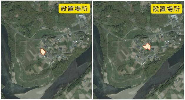 【3月連係】鹿児島県薩摩川内市 53.5kW 設置場所