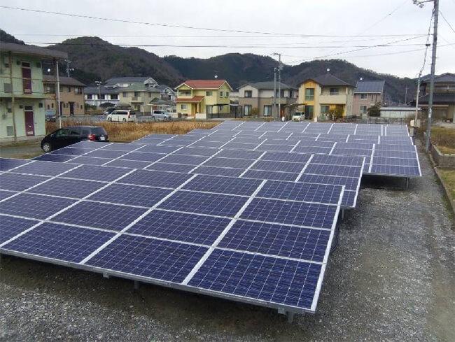 【各種ローンOK】広島県神石高原町発電所 54.06kW 現地写真