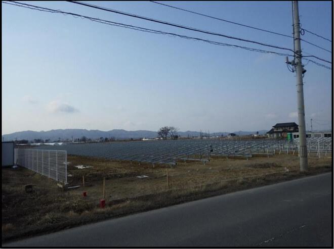 【3月30日連系】宮城県山元町 3区画まとめ売り物件 現地写真
