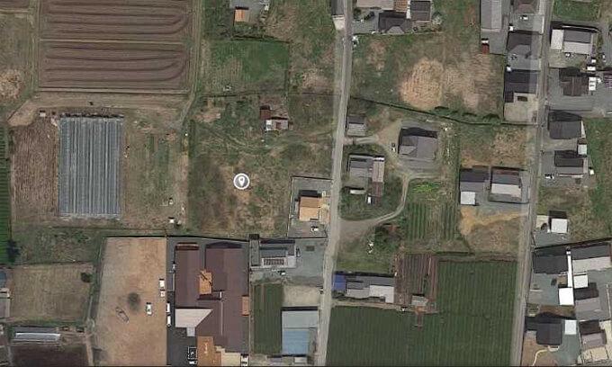 【32円完工済】45.9kw 限定1区画 三重県多気郡 航空写真