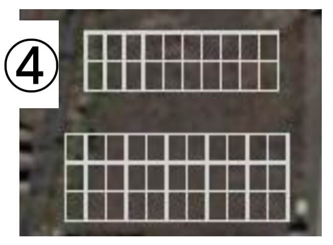 【27円・11月連系】栃木県 太陽光ビレッジ④ 12.985kW 完成予想図