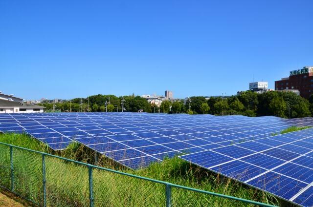 土地付き太陽光発電とは