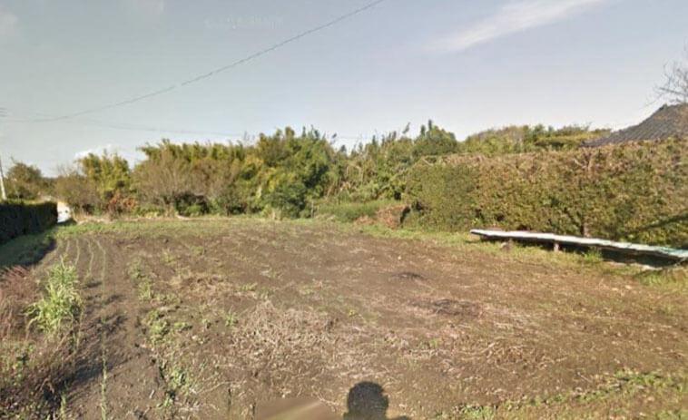 【土地権利】21円 低圧97.2kW EPCフリー 鹿児島県南九州市 現地写真