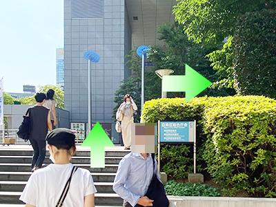 株式会社エナジーリンクス東京メトロ日比谷線中目黒駅ルート04