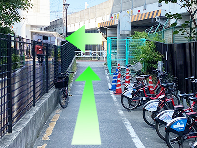 株式会社エナジーリンクス東京メトロ日比谷線中目黒駅ルート08