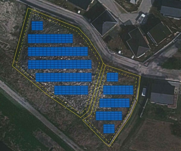 【24円】過積載80.64kW ローン可能 年収入約270万円 埼玉県東松山市土地付き分譲太陽光発電物件