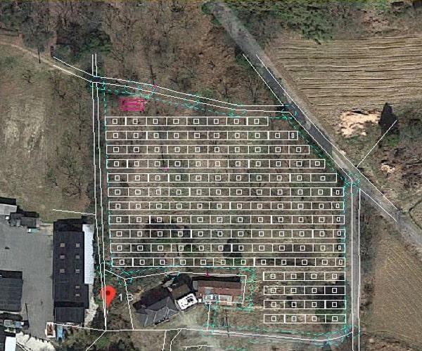 【18円】高圧671.6kW 限定一区画 年収入約1,461万円 広島県世羅郡土地付き分譲太陽光発電物件
