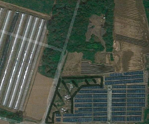 【36円】過積載66.825kW 遠隔監視システム付き 年収入約324万円 茨城県行方市土地付き分譲太陽光発電物件