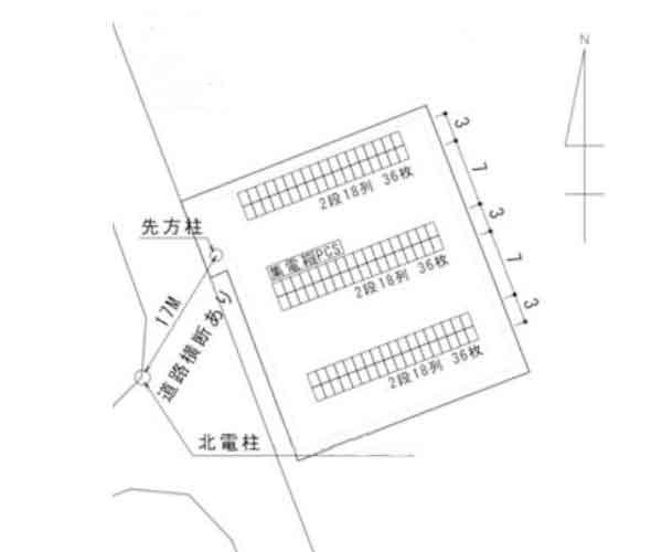 【18円】低圧39.42kW フルローン可能 年収入約89万円 北海道虻田郡土地付き分譲太陽光発電物件