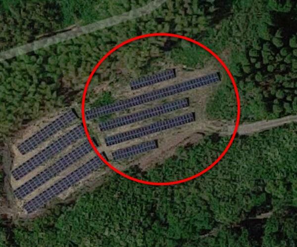 【中古24円】過積載70.2kW 出力抑制なし 年収入約200万円 千葉県勝浦市土地付き分譲太陽光発電物件