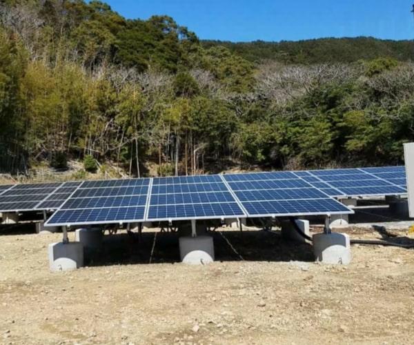 【21円】過積載70.56kW ローン可能 年収入約197万円 徳島県海部郡294土地付き分譲太陽光発電物件