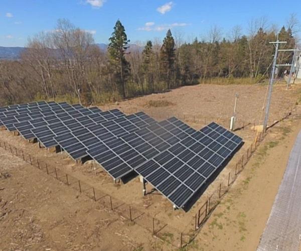 465【21円】過積載98.28kW 利回り11%以上 年収入約275万円 群馬県安中市大林西土地付き分譲太陽光発電物件