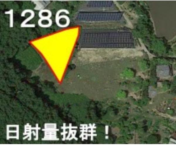 【14円】低圧55.8kW 人気のプチ案件 ローン可能 三重県多気郡G1286