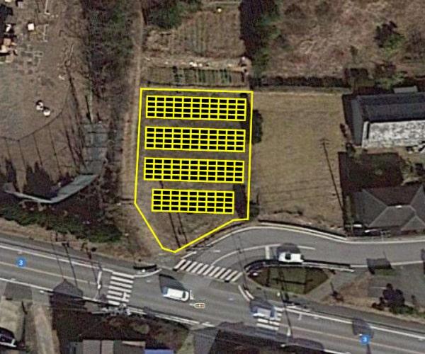 【14円】低圧52.08kW 利回り10%以上 人気のプチ案件 愛知県豊橋市