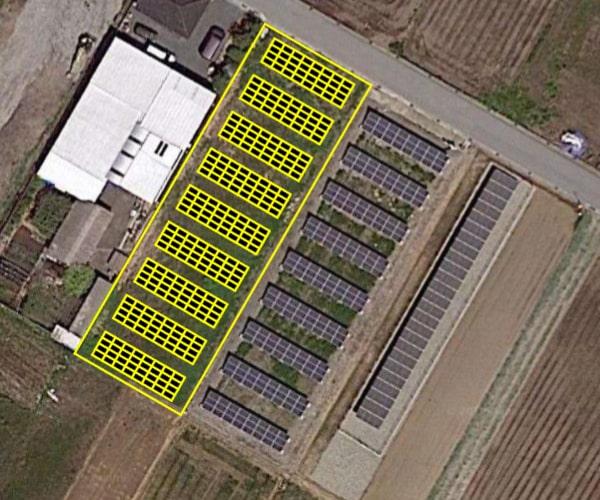 【14円】過積載83.52kW 利回り10%以上 年収入約142万円 三重県伊勢市土地付き分譲太陽光発電物件