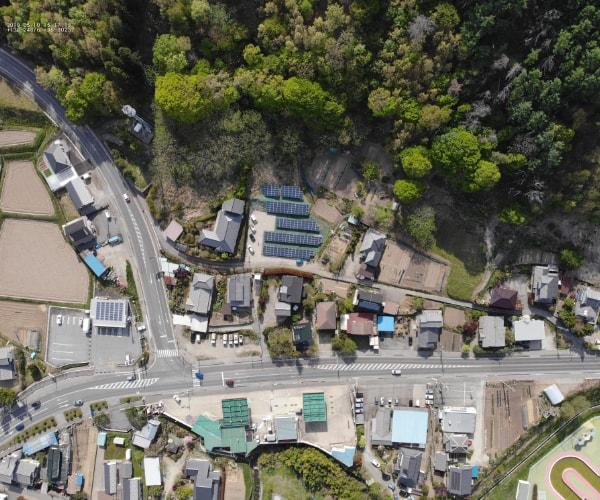 【21円】過積載67.2kW 着工中 長野県松本市1054土地付き分譲太陽光発電物件