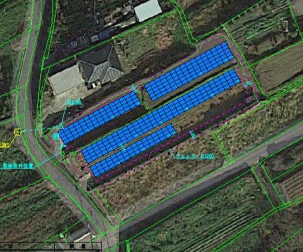 【24円】過積載76.32kw アプラス可能 静岡県磐田市土地付き分譲太陽光発電物件