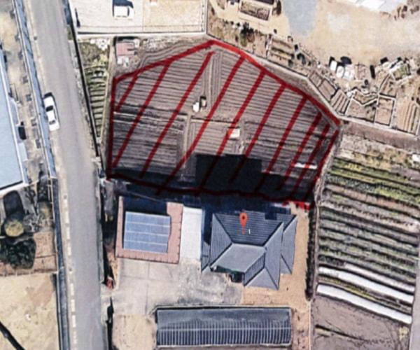 【21円】低圧39.96kW ローン可能 ソーラーフロンティア製パネル使用 三重県津市284
