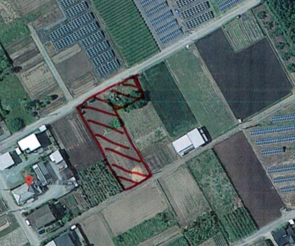 【14円】過積載83.25kW ローン可能 年収入約155万円 三重県多気郡76土地付き分譲太陽光発電物件
