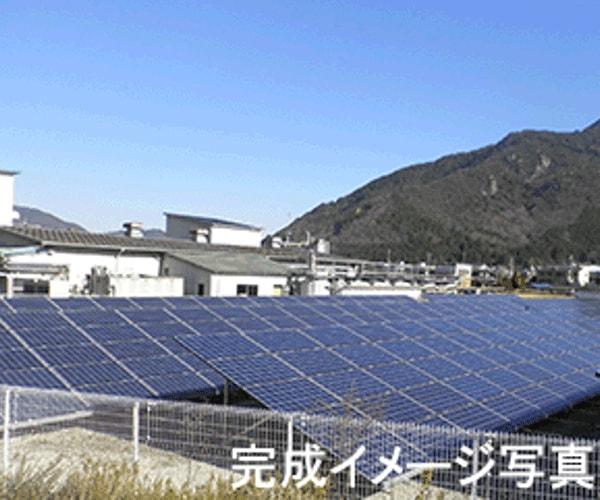 【24円】過積載88.92kW ローン可能 年収入約251万円 兵庫県たつの市鍛冶屋5号土地付き分譲太陽光発電物件