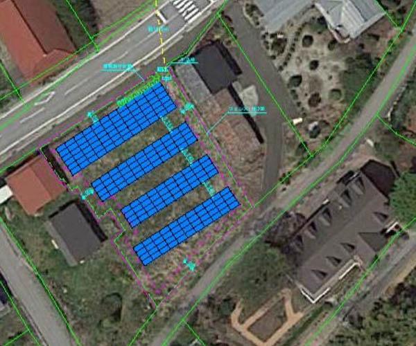【18円】過積載74kW ローン可能 年収入約169万円 長野県諏訪郡P1574土地付き分譲太陽光発電物件