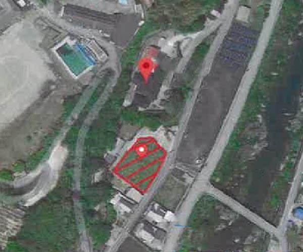 【18円】過積載104.52kW ローン可能 年収入約210万円 三重県松原市554土地付き分譲太陽光発電物件