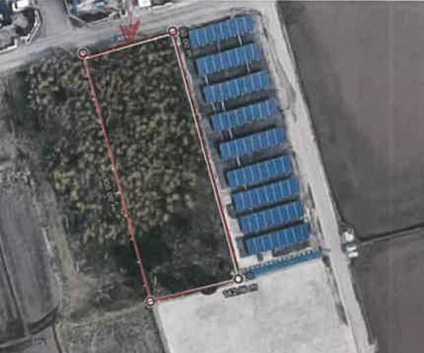 【14円】過積載106.92kW ローン可能 年収入約176万円 三重県多気郡803土地付き分譲太陽光発電物件