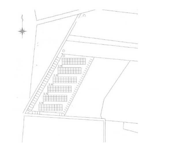 【中古21円】低圧59.4kW フルローン可能 年収入約160万円 千葉県館山市3316
