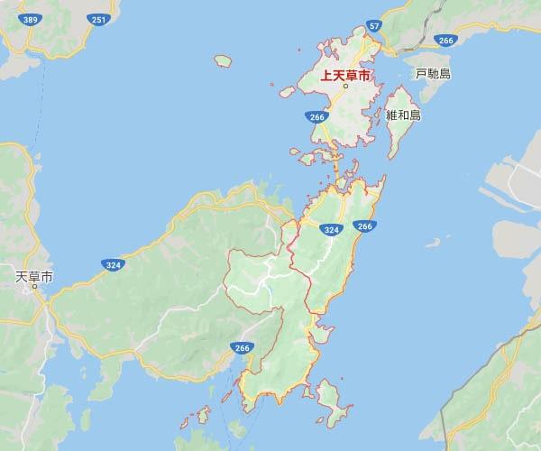 【32円】低圧55kW フルローン可能 年収入約238万円 熊本県上天草市3789