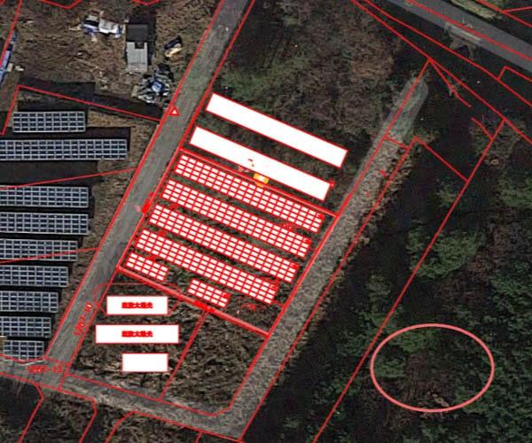 【14円】過積載105.6kW 利回り10%以上 年収入約168万円 栃木県宇都宮市1267土地付き分譲太陽光発電物件