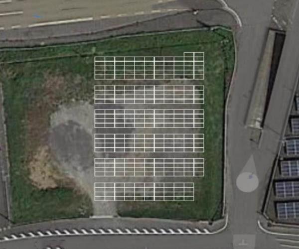 【14円】過積載109.2kW ローン可能 年収入約170万円 三重県鈴鹿市土地付き分譲太陽光発電物件