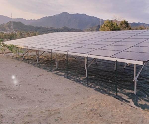 【18円】低圧36.6kW 利回り10%以上 人気のプチ案件 三重県熊野市520土地付き分譲太陽光発電物件