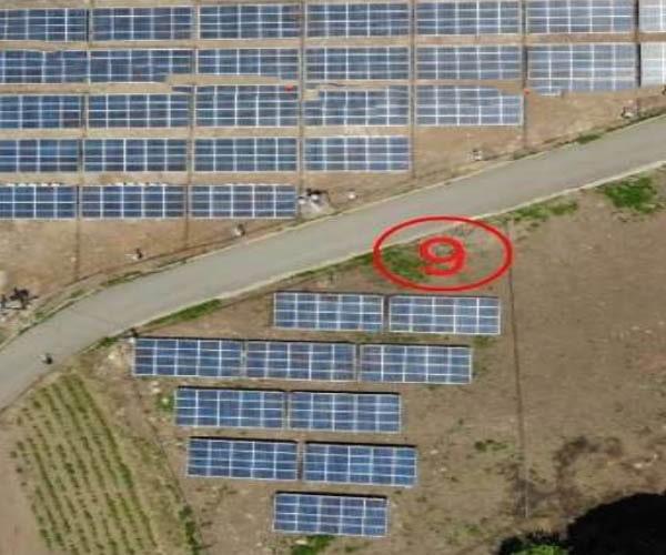【中古36円】低圧54kW 限定1区画 年収入約228万円 熊本県菊池市9土地付き分譲太陽光発電物件