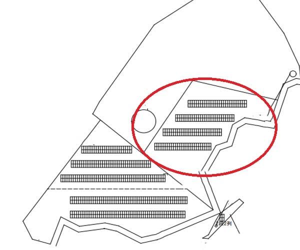 【14円】過積載97.68kW ローン可能 両面パネル使用 長野県大町市平8081土地付き分譲太陽光発電物件