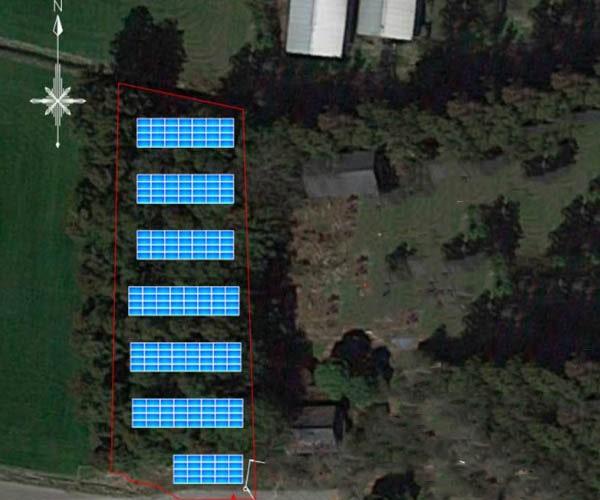 【土地権利】18円 過積載88kW EPCフリー 宮城県大崎市18HSE23土地付き分譲太陽光発電物件