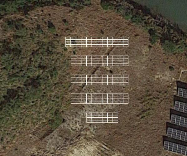 【14円】過積載102kW ローン可能 年収入約178万円 山口県光市P2652土地付き分譲太陽光発電物件