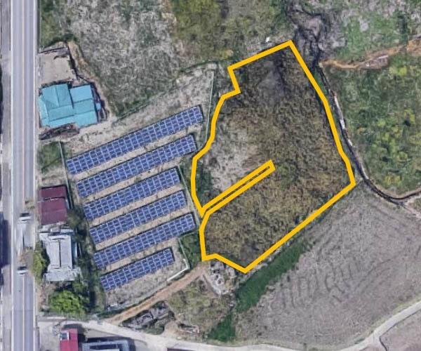 【14円】過積載122.4kW ローン可能 年収入約183万円 群馬県富岡市BT221土地付き分譲太陽光発電物件