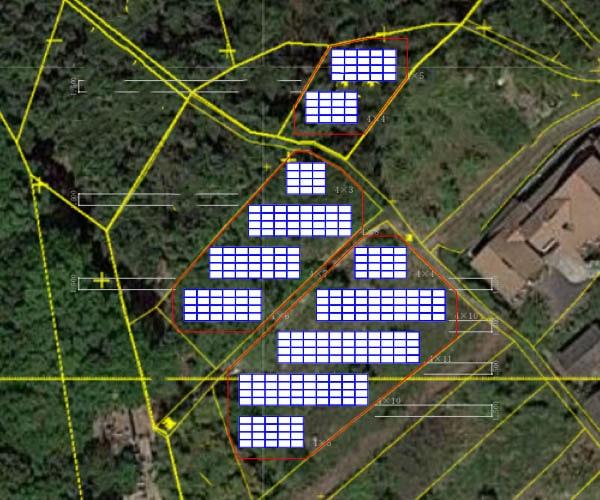 【14円】過積載99.28kW 限定一区画 年収入約176万円 岡山県東区土地付き分譲太陽光発電物件