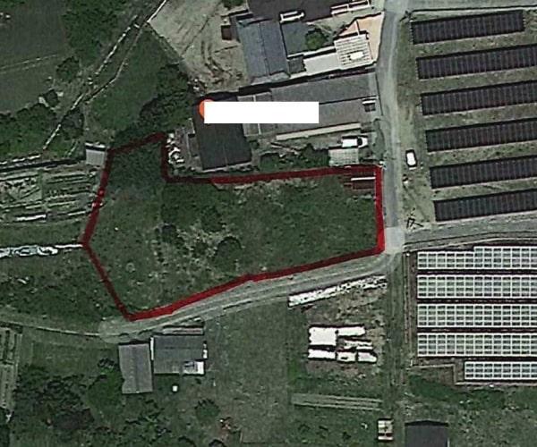 【12円】過積載96kW ローン可能 シェアリング案件 三重県津市1050土地付き分譲太陽光発電物件