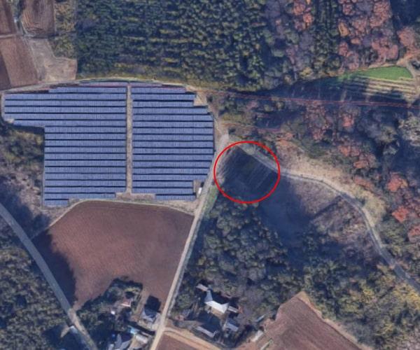 【18円】過積載94.18kW シェアリング案件 年収入約204万円 茨城県つくばみらい市土地付き分譲太陽光発電物件