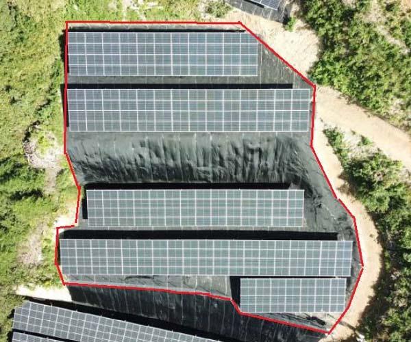 【21円】過積載98.8kW ローン可 年収入約251万円 岡山県久米郡R0020土地付き分譲太陽光発電物件