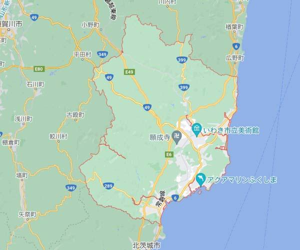 【14円】過積載65.6kW 限定一区画 年収入約109万円 福島県いわき市中舘下A-85土地付き分譲太陽光発電物件