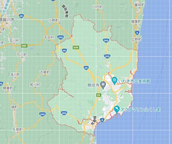 【14円】低圧33kW 限定一区画 お手頃ミニ案件 福島県いわき市梨木平A-142