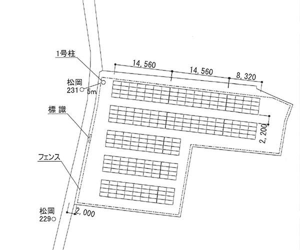 【21円】過積載100.8kW 表面利回り10.25% 茨城県高荻市