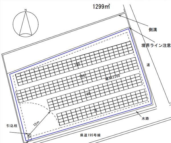 【18円】過積載109.8kW 表面利回り10.41% 愛媛県松山市