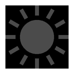 抜群の日射量